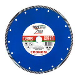 Диск алмазный Turbo Extra Econom EXTR7MD12522